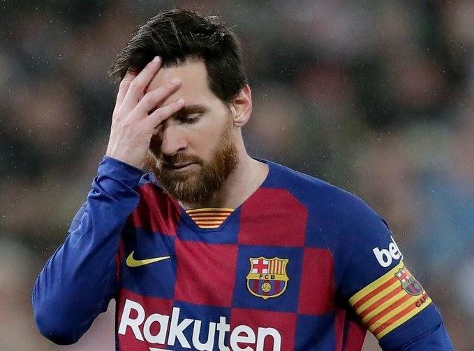 Messi La Liqanın bərpasından sonra ilk oyuna çıxmayacaq?