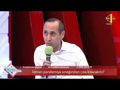 """""""Futbolçularımız indi bekarçılıqdan evdə seriala baxırlar"""" - VİDEO"""