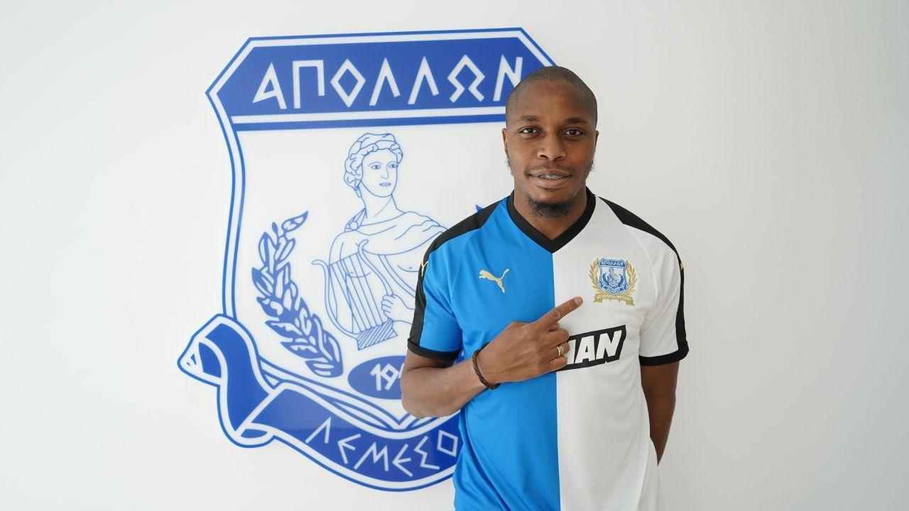 Baqali Dabo yeni klubunun formasında -