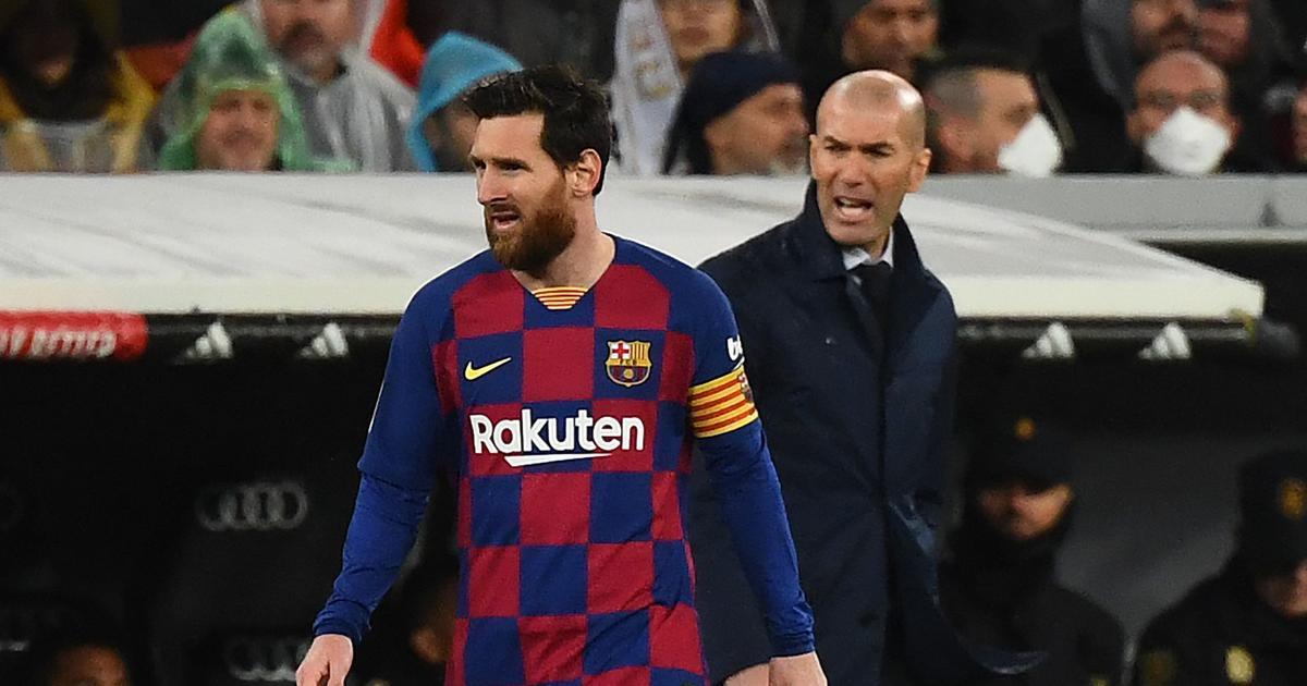 Zidandan Messi barədə SÜRPRİZ AÇIQLAMA gəldi