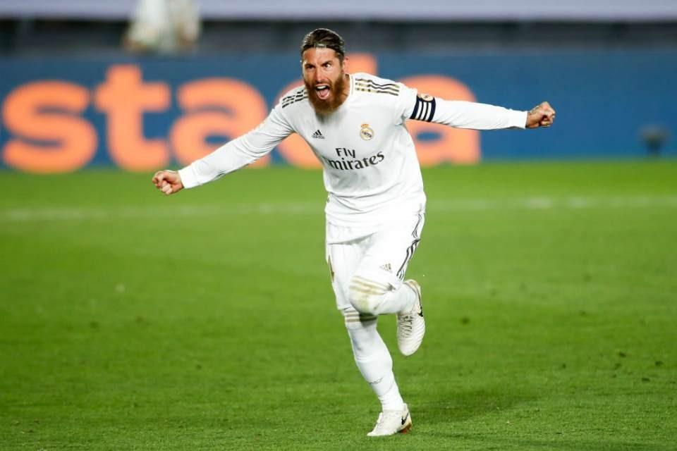 """""""Real""""dan Madriddə çətin qələbə - VİDEO"""
