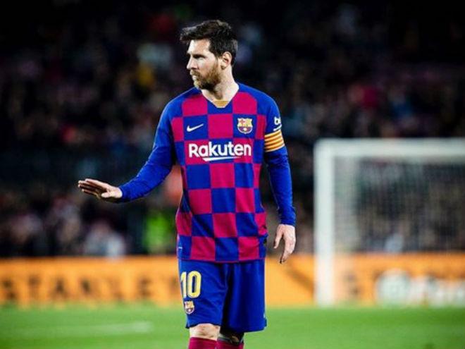 """Messi məyus oldu, """"Barselona""""dan üz döndərdi"""