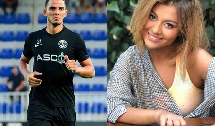 Aygün Kazımovanın qızı ilə əylənən futbolçu kimdir? - VİDEO