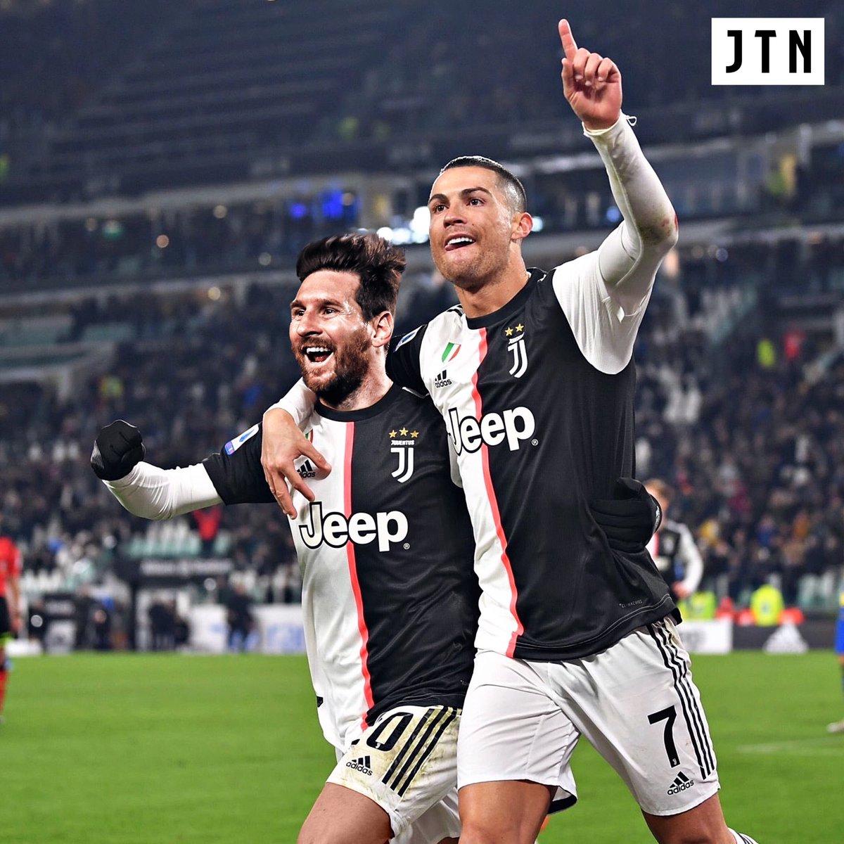 """Messi Ronaldo ilə """"Yuventus""""da oynasa, necə olar?"""