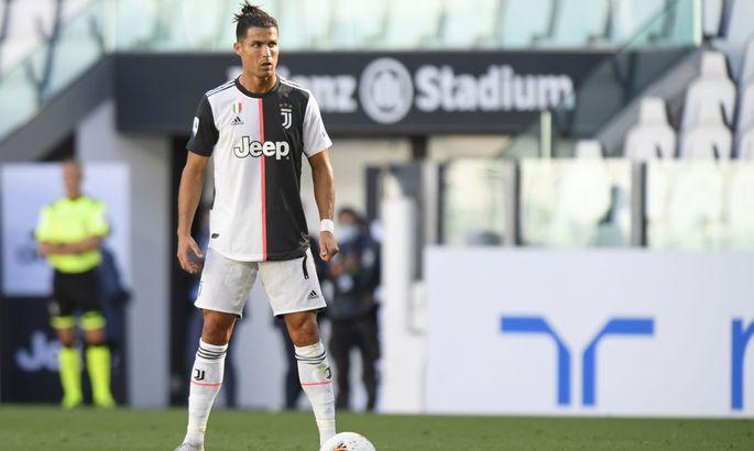 "Ronaldo 60 ildən sonra ""Yuventus""da… - FOTO"