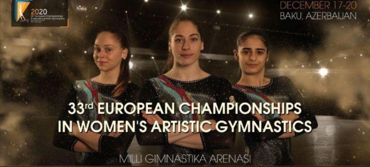 Avropanın məşhur gjimnastları Bakıya axışacaq - Tokio-2020 üçün