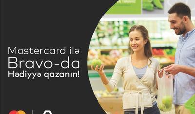 Bravo ilə alış-verişinizə şans qatın!