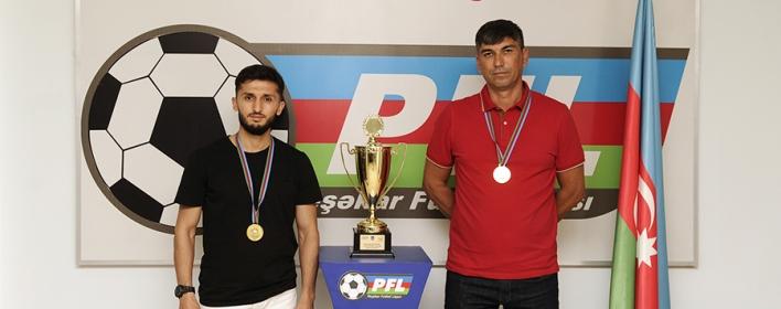 PFL I Divizionun 3 iştirakçısına mükafat payladı