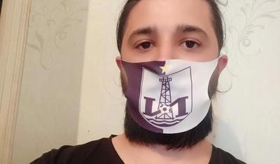 """""""Neftçi"""", """"Qarabağ"""" və """"Xəzər Lənkəran"""" üçün maska hazırlandı"""