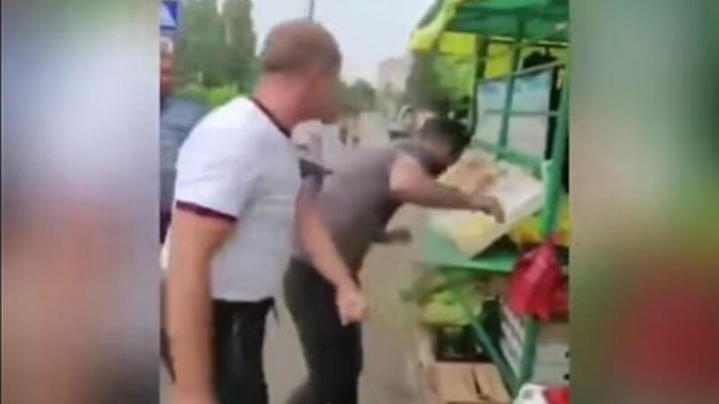 Rusiyada idmanç azərbaycanlını döydü, sonra onu tapıb... - VİDEO
