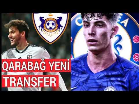 """""""Qarabağ"""" indi də """"Beşiktaş""""lı futbolçunu gündəminə alıb? - VİDEO"""
