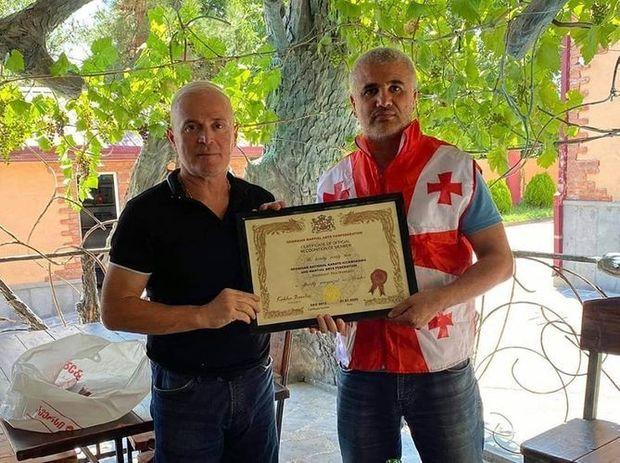Azərbaycanlı Gürcüstanda federasiya prezidenti oldu