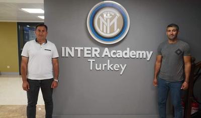 İtaliyanın məşhur klubu Naxçıvanda akademiya açır - YENİ ANLAŞMA+FOTOLAR