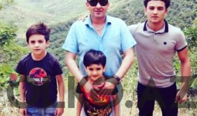 Musiqiçi atasını öldürən Şövqünün VİDEO+FOTO GÖRÜNTÜLƏRİ