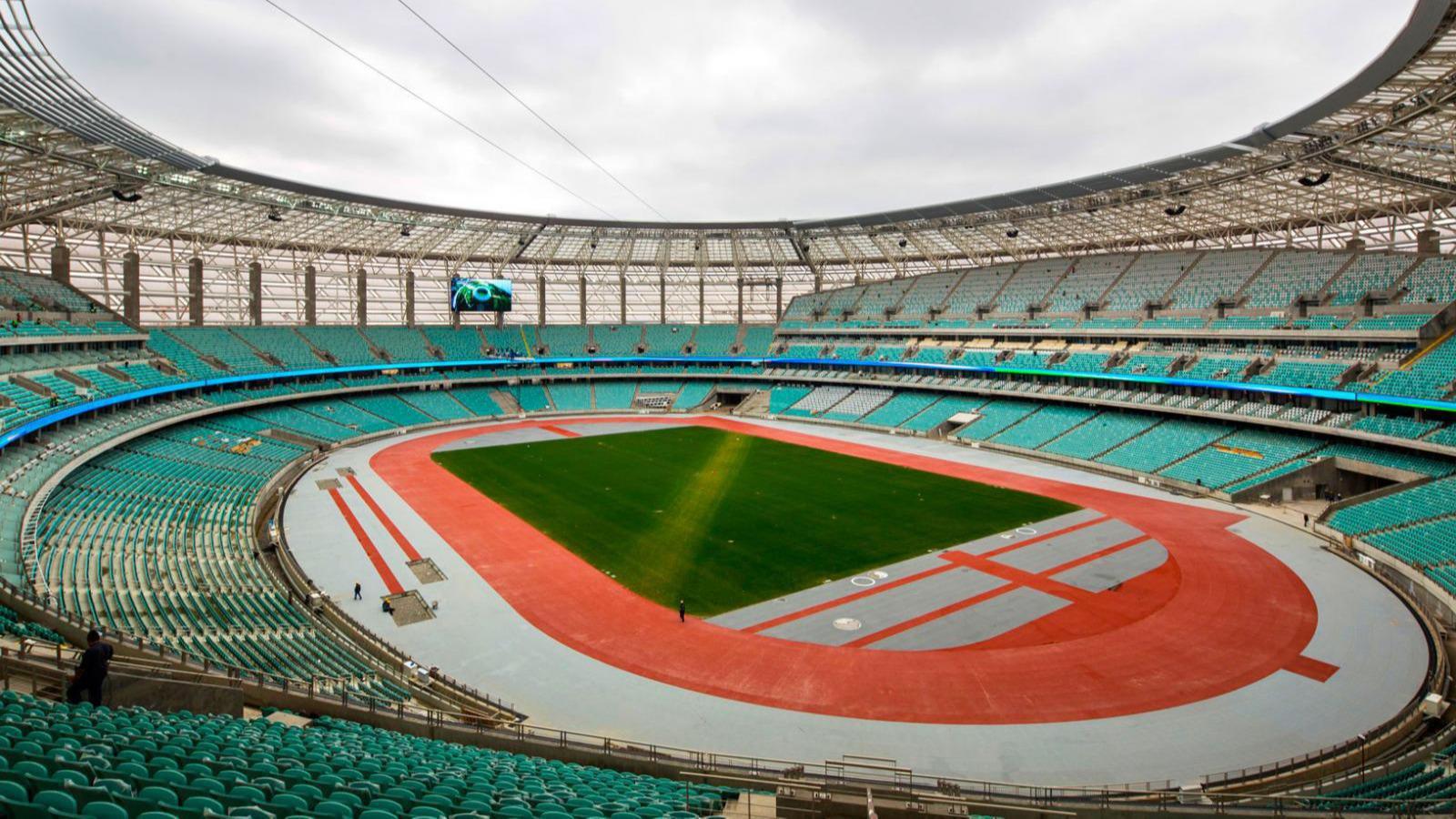 """""""Neftçi"""" - """"Qalatasaray"""" matçının stadionu dəyişdirildi"""