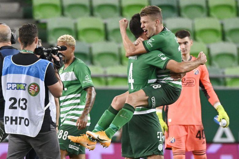 """Ferentsvaroş"" (Macarıstan) – ""Dinamo"" (Xorvatiya) 2:1 - VİDEO"