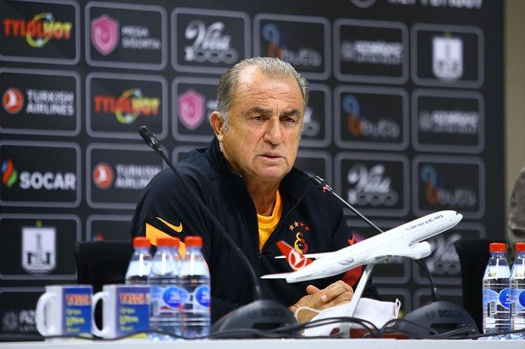 """Fatih Terim: """"Neftçi""""dən kimisə görməyə halım yox idi"""""""