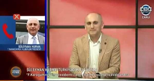 """""""Rəşad Sadıqov adam kimi gəldi, adam kimi getdi"""" - VİDEO"""
