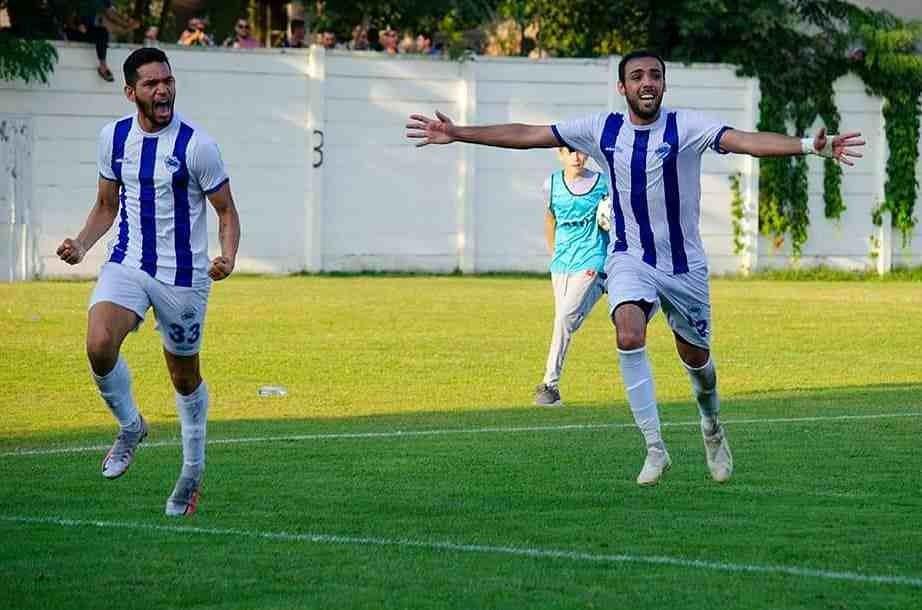 Azərbaycanlı futbolçu özünü makedonlara tanıtdı - VİDEO