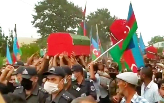 AFFA şəhid hərbçi ilə bağlı təsirli paylaşım etdi - VİDEO+FOTO