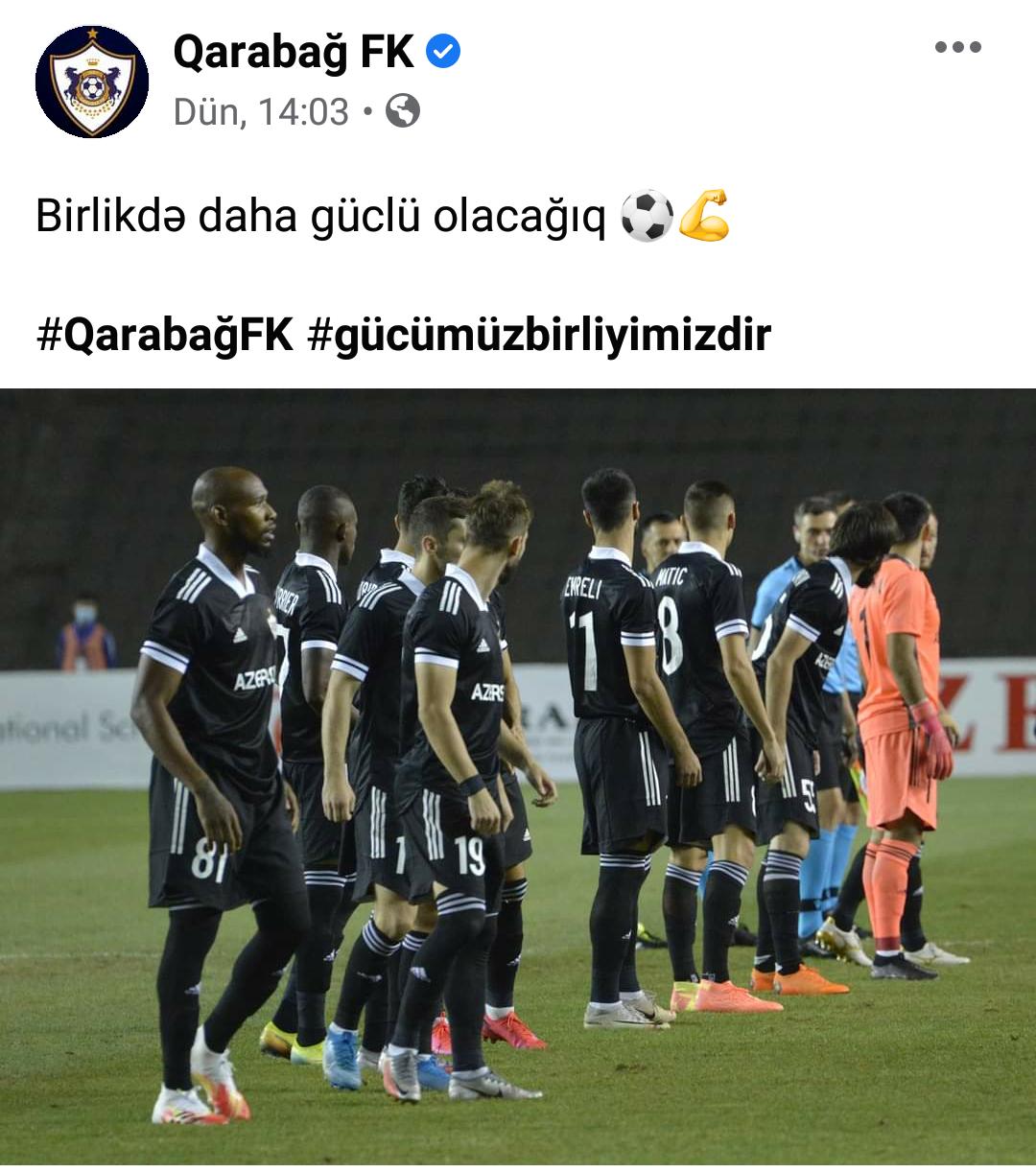 """""""Netfçi"""" """"Qarabağ""""a söz atdı, cavabı nə oldu? - FOTO"""