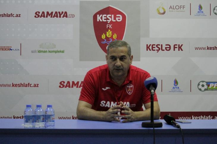 """""""Bu gün 2 xal itirdik"""" - Yunis Hüseynov"""