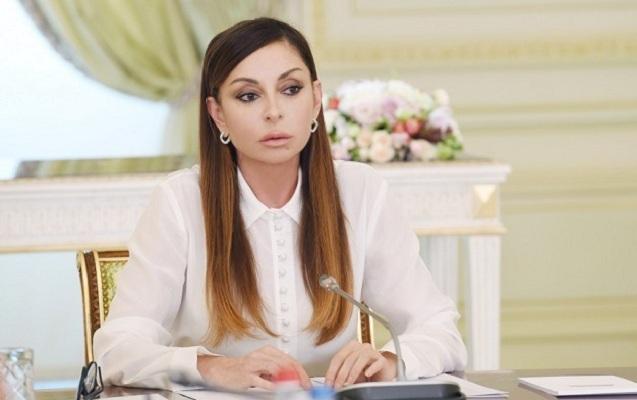Mehriban Əliyeva yenidən Gimnastika Federasiyasının prezidenti seçilib