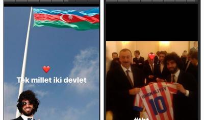 Ardadan Azərbaycana dəstək