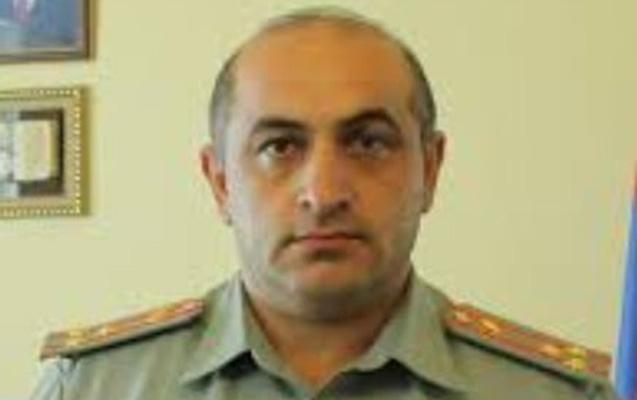Ermənistan ordusunun daha bir yüksək rütbəli hərbçisi məhv edildi - FOTO