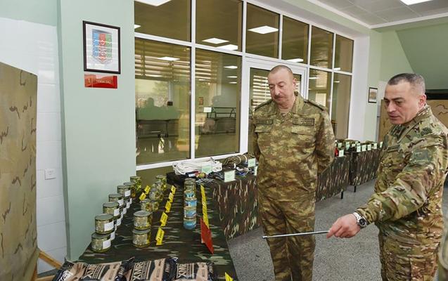 Prezident Hikmət Mirzəyevə general-leytenan rütbəsi verdi