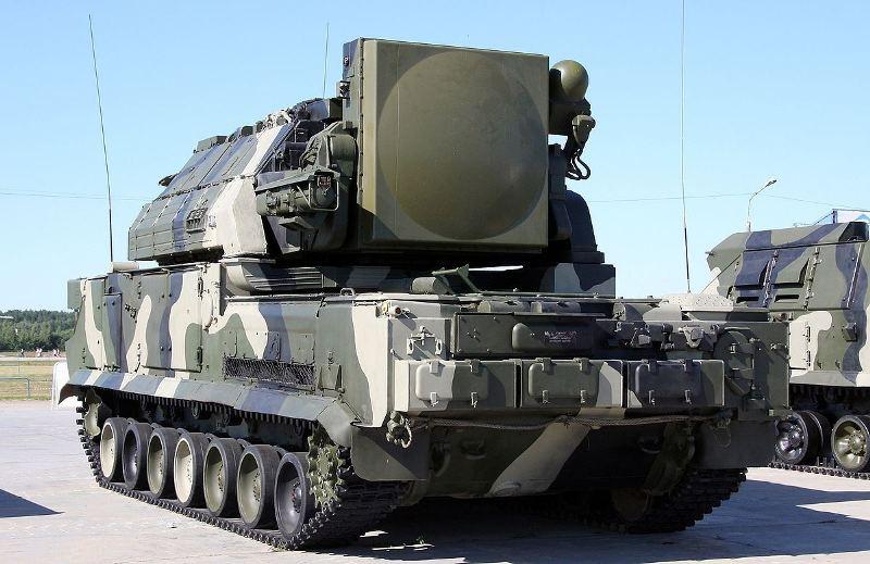 """Düşmənin """"Tor-M2KM"""" zenit-raket kompleksləri vuruldu"""