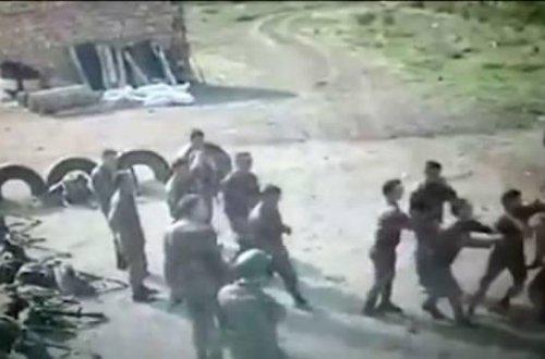 """""""Döyüşə Qarabağ erməniləri getsin"""" - Erməni əsgərləri arasında dava düşdü"""