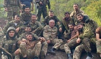 Qarabağda döyüşən erməni federasiya prezidenti məhv edildi -