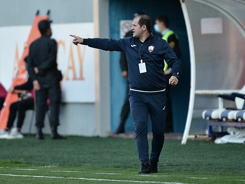 """""""Futboldan yox, Qarabağda qazandığımız uğurlardan danışmaq istəyirəm"""""""
