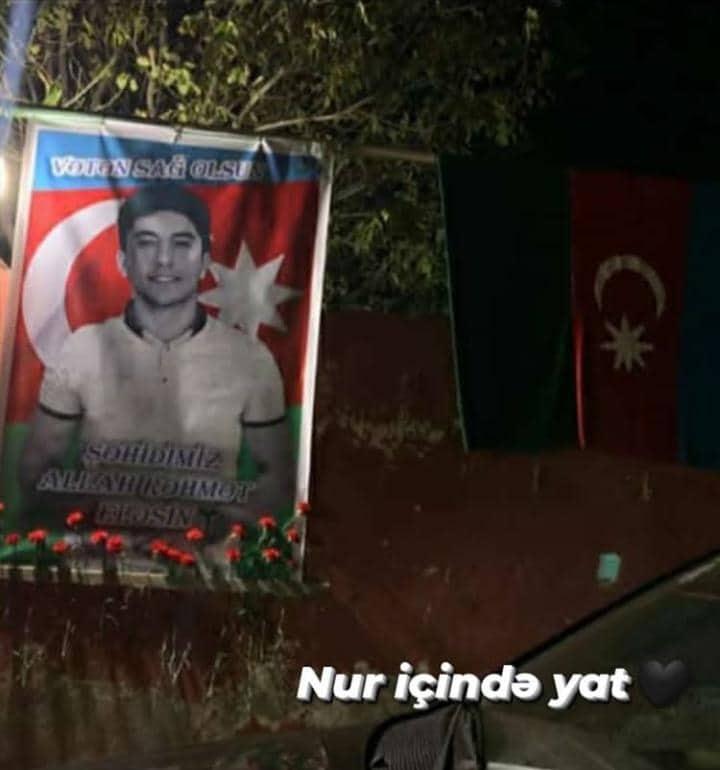 """Fanklub üzvü Füzulidə şəhid oldu: """"Söz verdisə, üstündə dayanan mərd oğlan idi"""""""