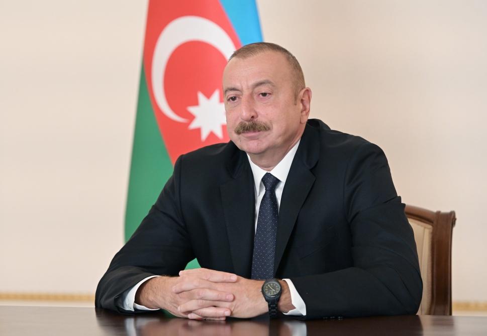 Prezident məhv edilən erməni texnikasının siyahısını açıqladı