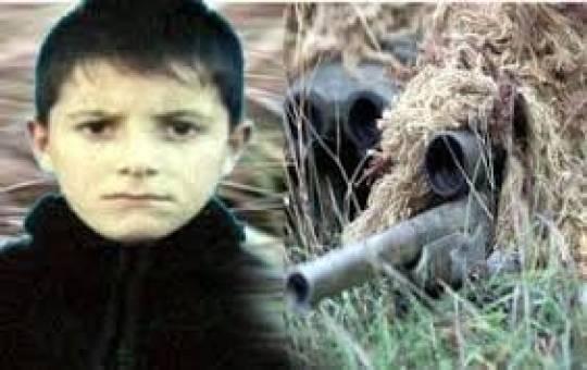 Ermənilər 10 uşağı öldürüb, 32-sini yaralayıb