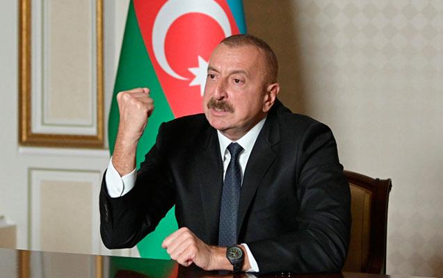 """""""Aqressiya olarsa, onda """"F-16""""ları görəcəklər"""" - İlham Əliyev"""