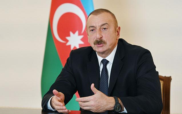 Prezident İlham Əliyev xalqa müraciət edir - CANLI