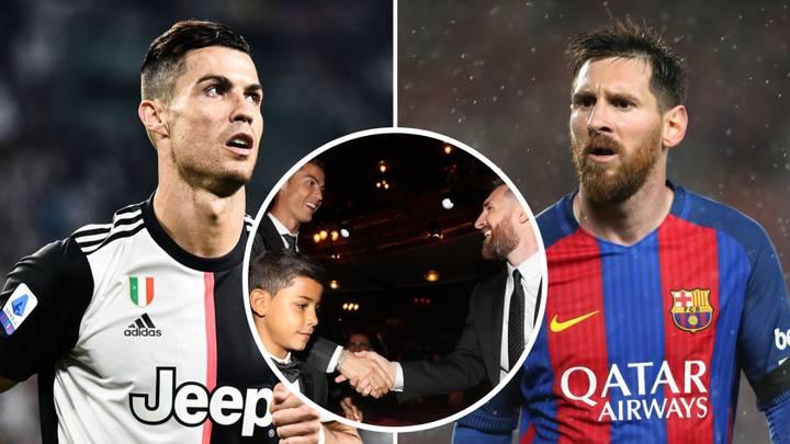 Messi Ronaldonu istəyir