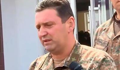 """Qondarma rejimin """"Müdafiə naziri"""" döyüşdə yaralandı -"""