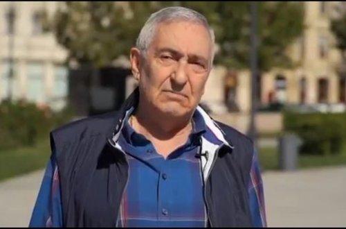 """""""Azərbaycan antisemitizm olmayan yeganə ölkədir"""" - VİDEO"""