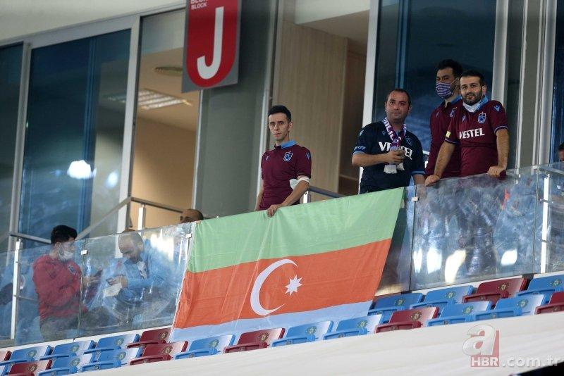 """""""Trabzonspor""""dan Azərbaycana dəstək: """"Dağ sizsiniz, torpaq biz"""" - FOTO"""