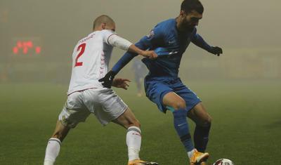 Futbolumuzun BATAQLIĞINDAN FOTOREPORTAJ