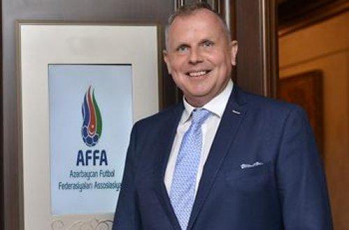 AFFA-nın adamı PSJ-də