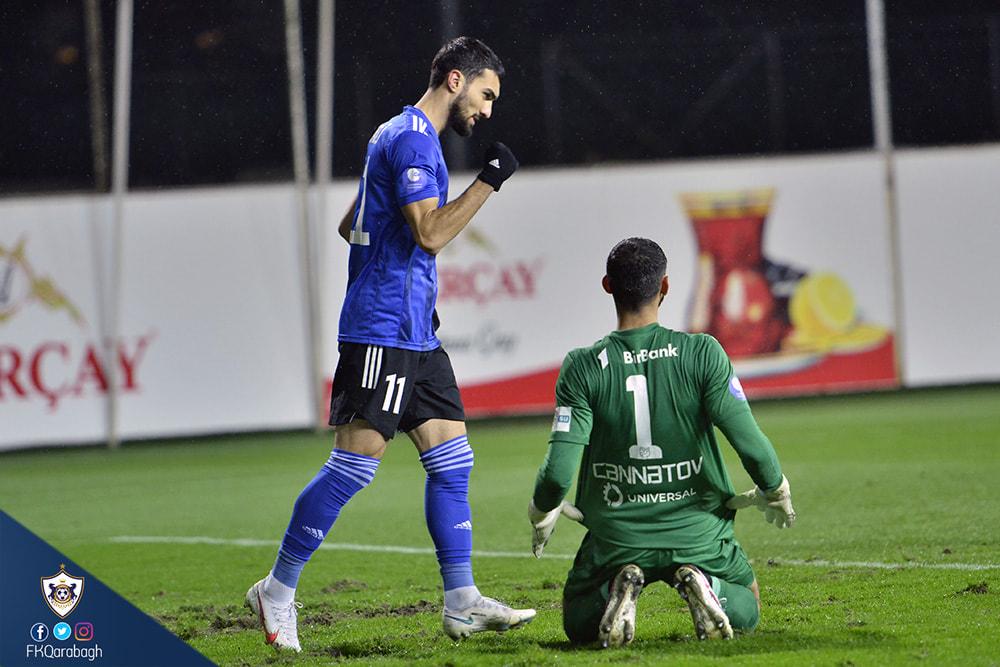 """""""Qarabağ"""" """"Neftçi"""" və """"Karvan""""ı darıxmağa qoymadı"""
