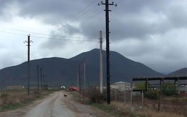 Ağdamın Abdal və Gülablı kəndlərindən hazırlanan VİDEO