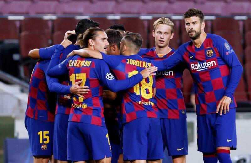"""""""Barselona"""" futbolçularının pulunu azaltdı - 122 milyon avro"""