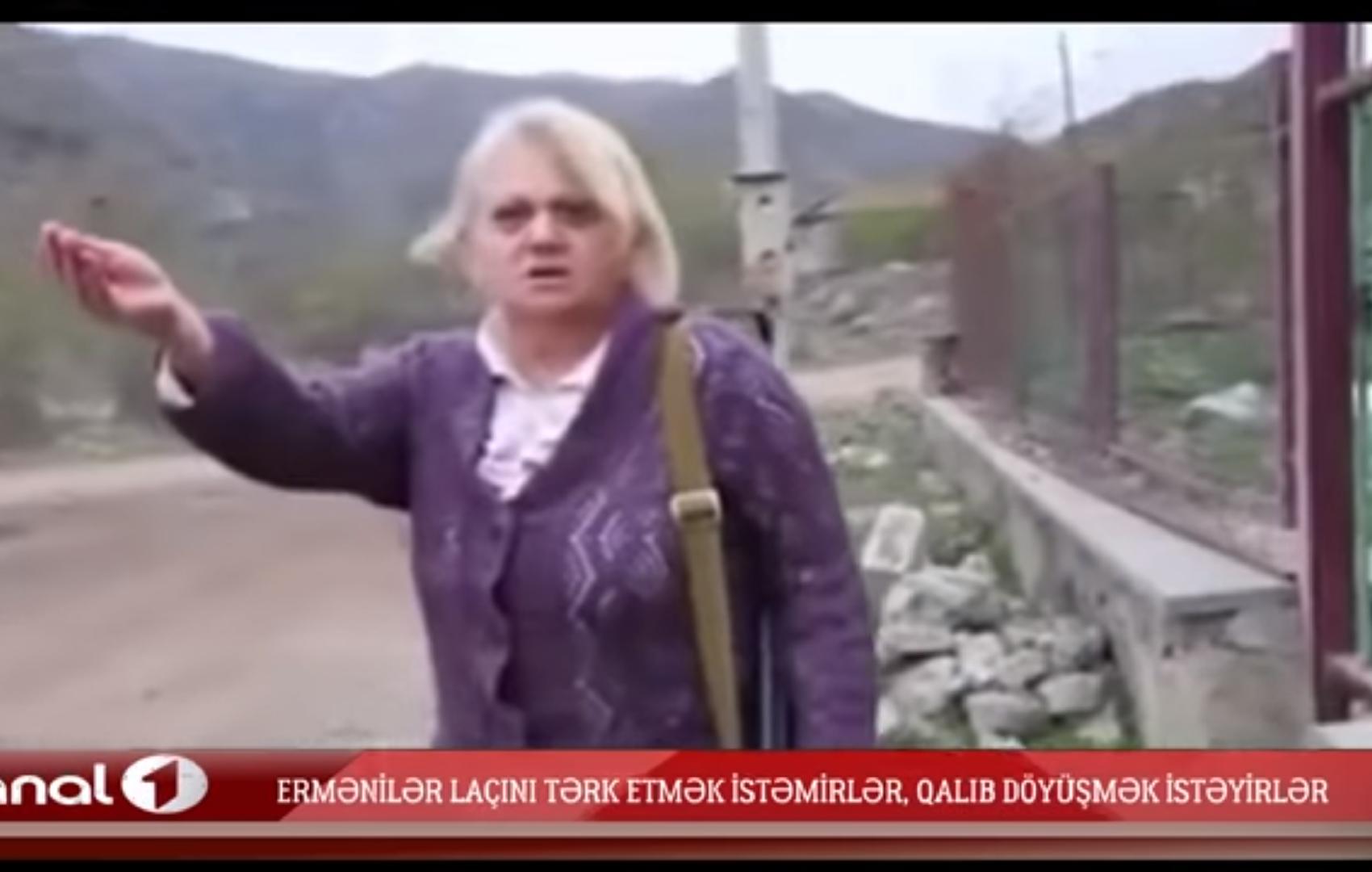 """VİDEO - """"Laçında qalıb, azərbaycanlılara qarşı vuruşacam"""""""