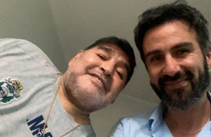 """""""Nə etdiyimi bilirəm, Maradona üçün əlimdən gələni elədim"""""""